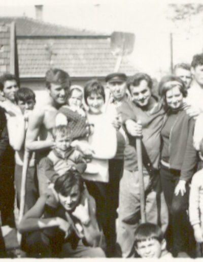 70-es évek Fiatalok