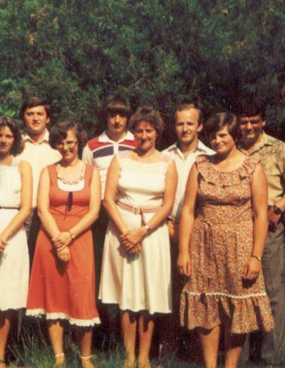 Fiataljaink az 1980-as évek elején