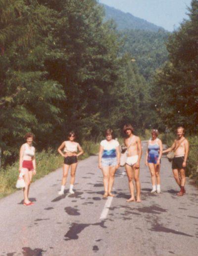 Fiataljaink 80-as évek elején