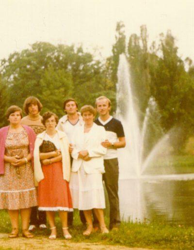 Fiataljaink a 80-as évek elején