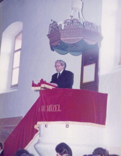 Nemeshegyi Gyula lelkipásztor