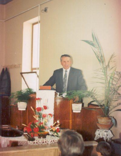 László Gábor Sarkadon