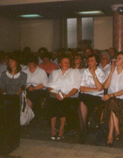 Szatmárnémeti misszióút 1993
