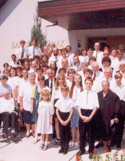 1999 A gyülekezet