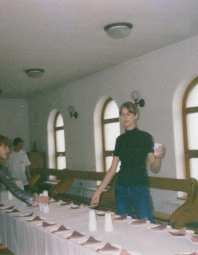Készülés a szeretet vendégségre 2000