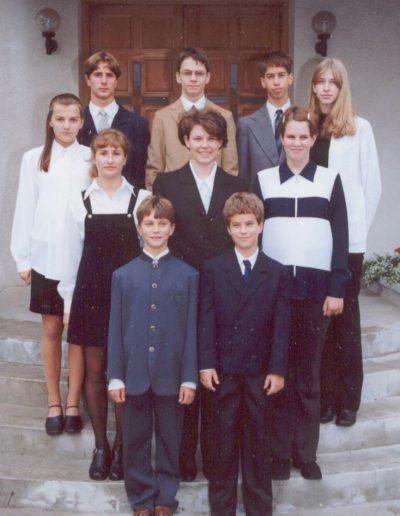 2001 Pengetős zenekar