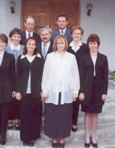 2001 Albertirsai Baptista Énekegyüttes