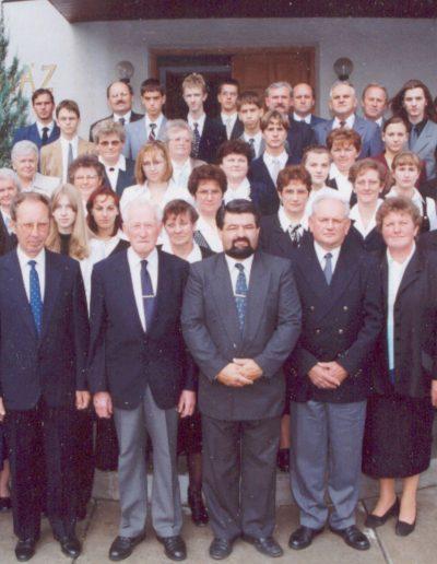 2001 Énekkar