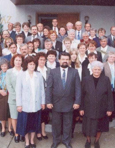 2001 Gyülekezeti tagok