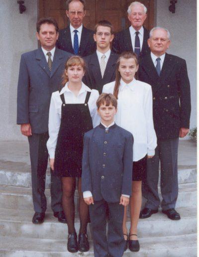 2001 Vonós zenekar