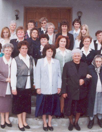 2001 Női kör