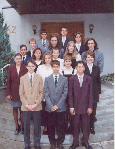 2001 Ifjúság