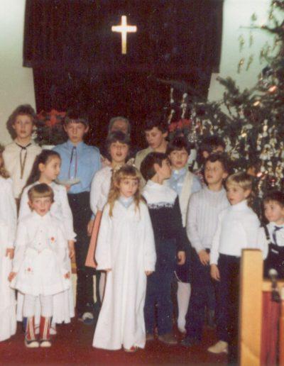 Karácsonyi szolgálat