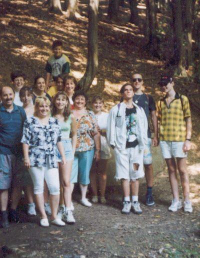 1998. Kirándulás