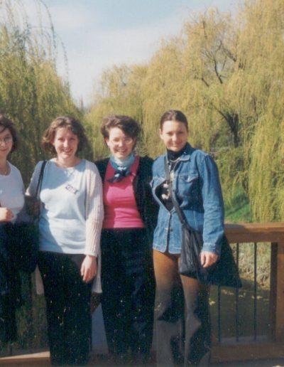 Békési Ifjúsági Találkozón 2001. Áprilisában