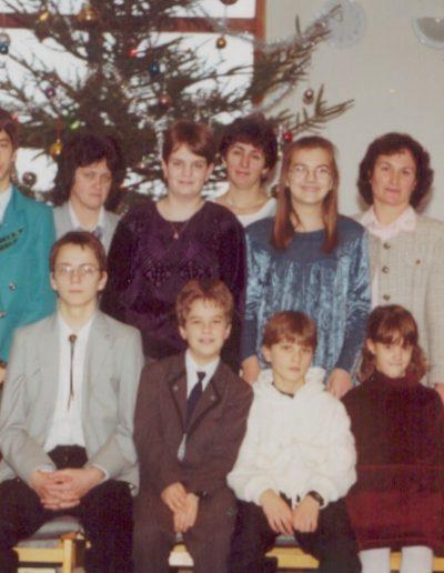 2000 Karácsony Bibliakörösök