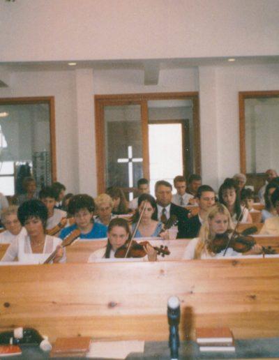 Orgoványi pengetős zenekar