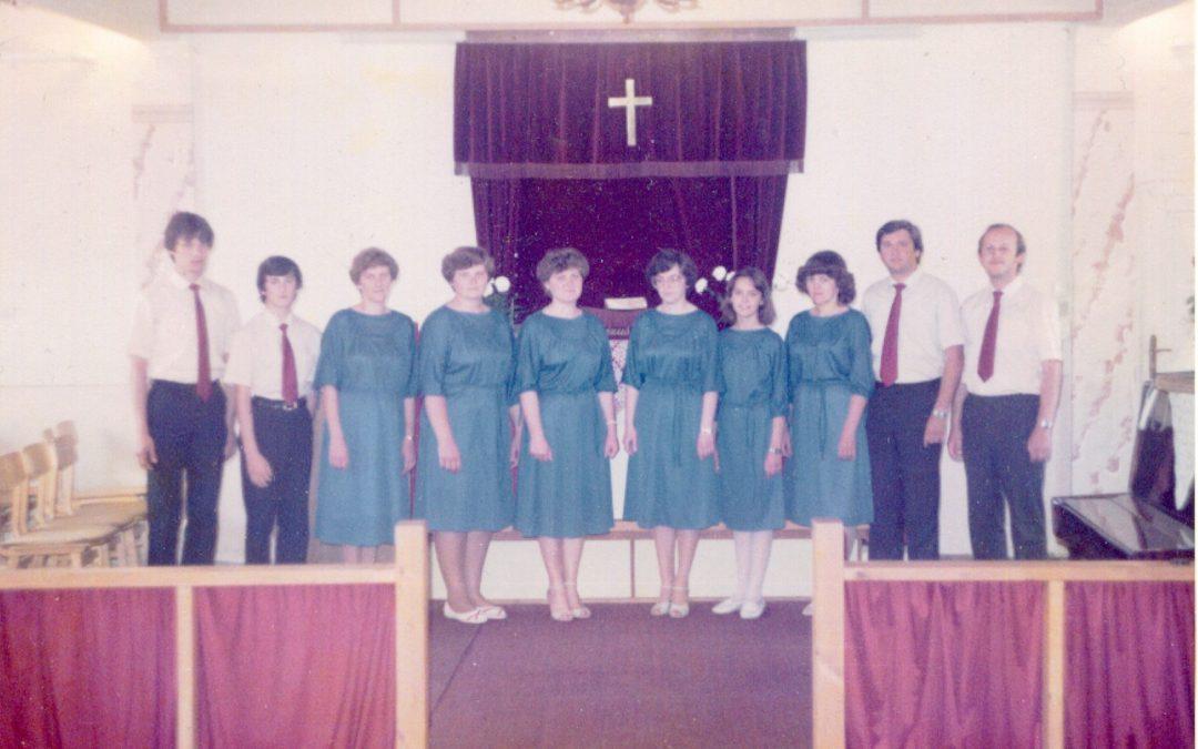 Az Albertirsai Baptista Énekegyüttes