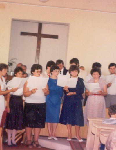 Sarkadi misszióút 1987