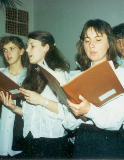 Nagydobosi misszióút 1993