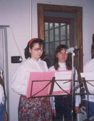 Magyar Evangéliumi Rádió (MERA) hangfelvétel 1994