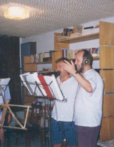 Hangfelvétel Egerben 1995
