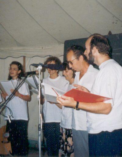 Komáromi sátormisszió 1995