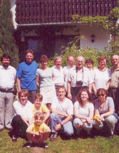 Börtönmissziós szolgálat Egerben 2000