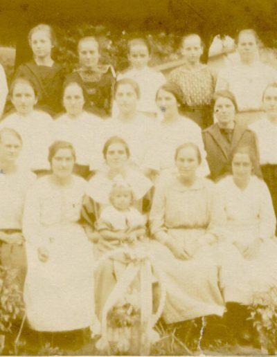 A női kör 1923. augusztus 20-án