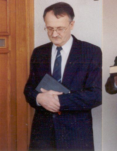 1995. március 25. Imaház megnyitó