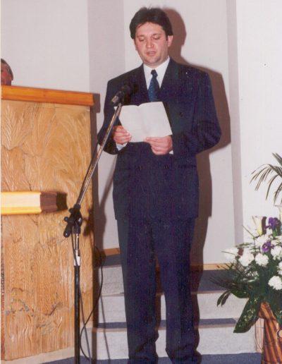 Czibula Zoltán, imaház tervezője