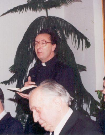 Bárdossy Tibor evangélikus lelkész