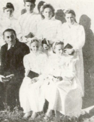 1961 Bemerítés Magyari Lászlóval