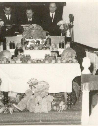 1965 Hálaadó ünnepély